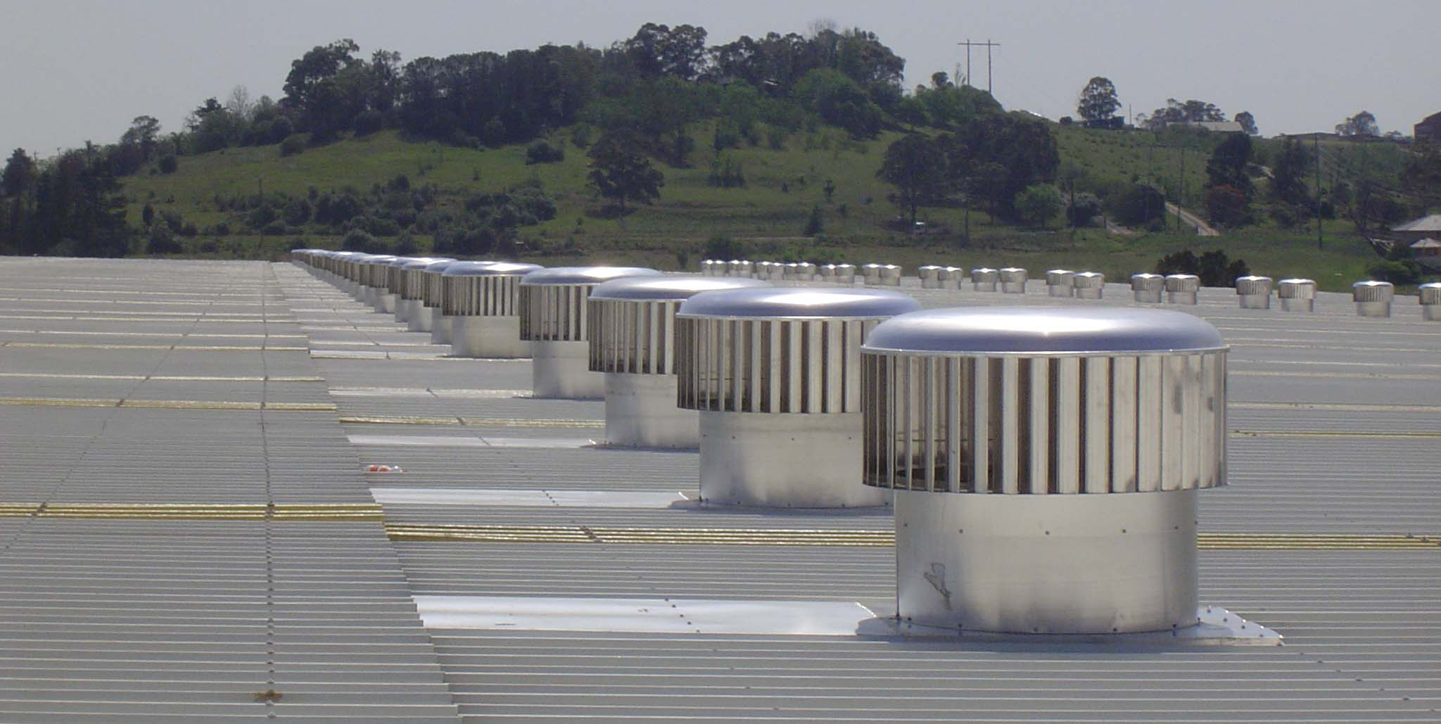 Hurricane Ventilators Calidad Skylights Perth