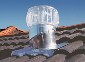 Turbobeam Clear Turbine Ventilator Calidad Skylights Perth