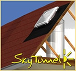 Sky Tunnel XL2 Skylights – for home