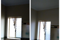 Lightwell Skylight before and after